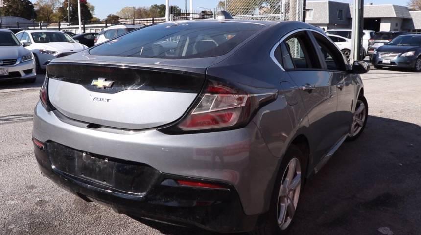 2018 Chevrolet VOLT 1G1RC6S57JU117958