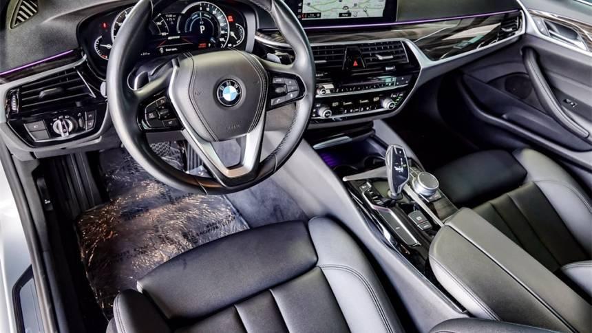 2018 BMW 5 Series WBAJA9C56JB033522