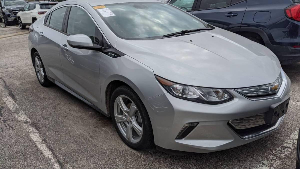 2017 Chevrolet VOLT 1G1RA6S57HU179814