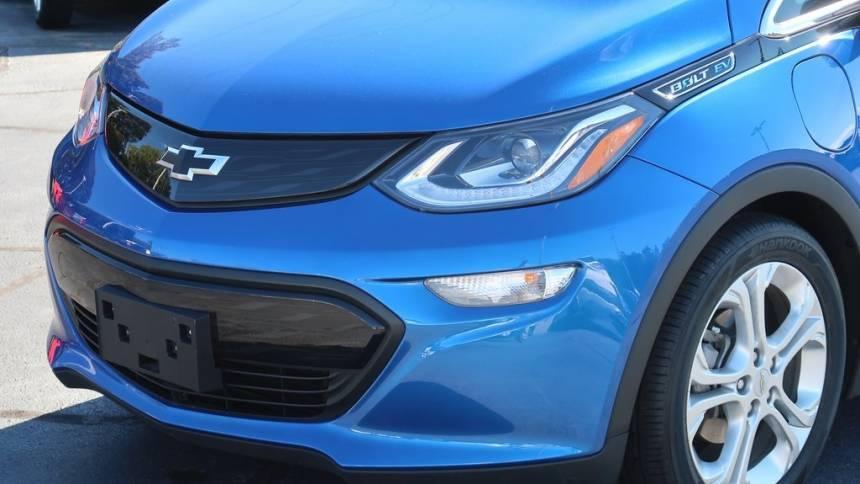 2017 Chevrolet Bolt 1G1FW6S01H4167747