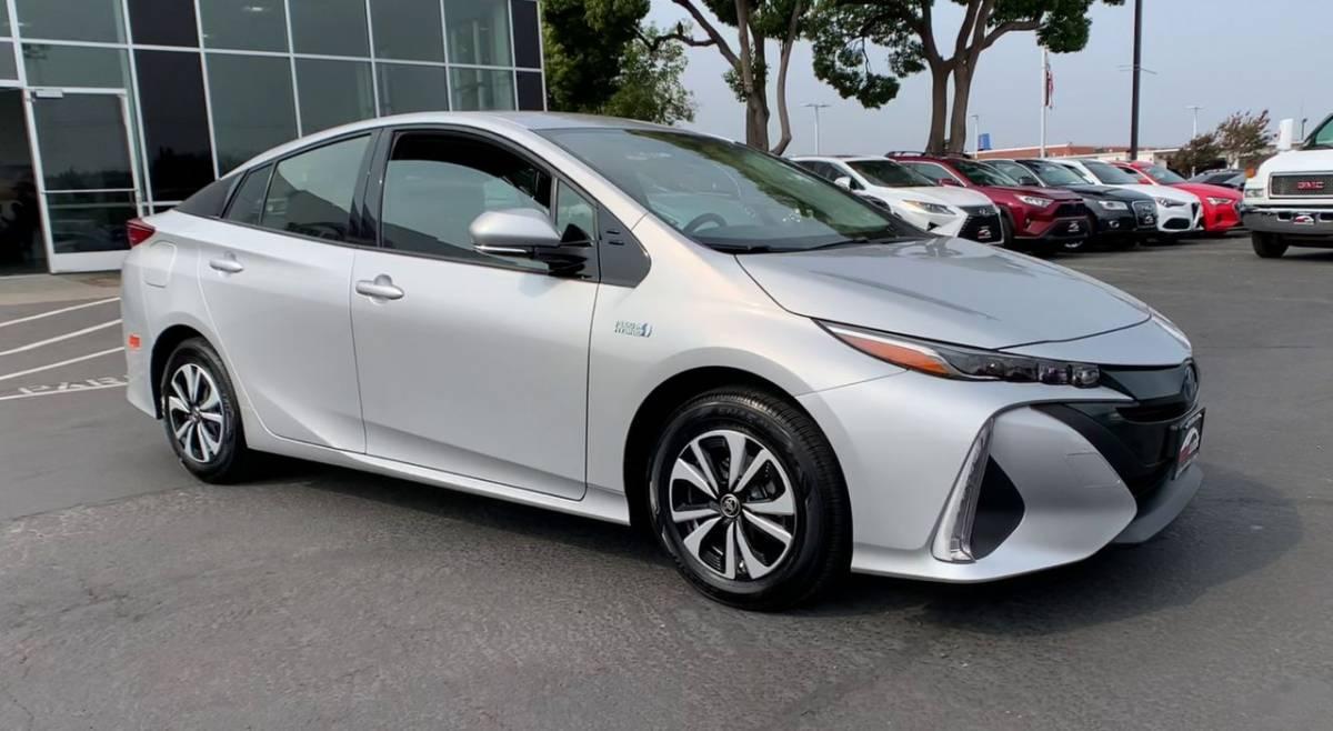 2019 Toyota Prius Prime JTDKARFP0K3119523
