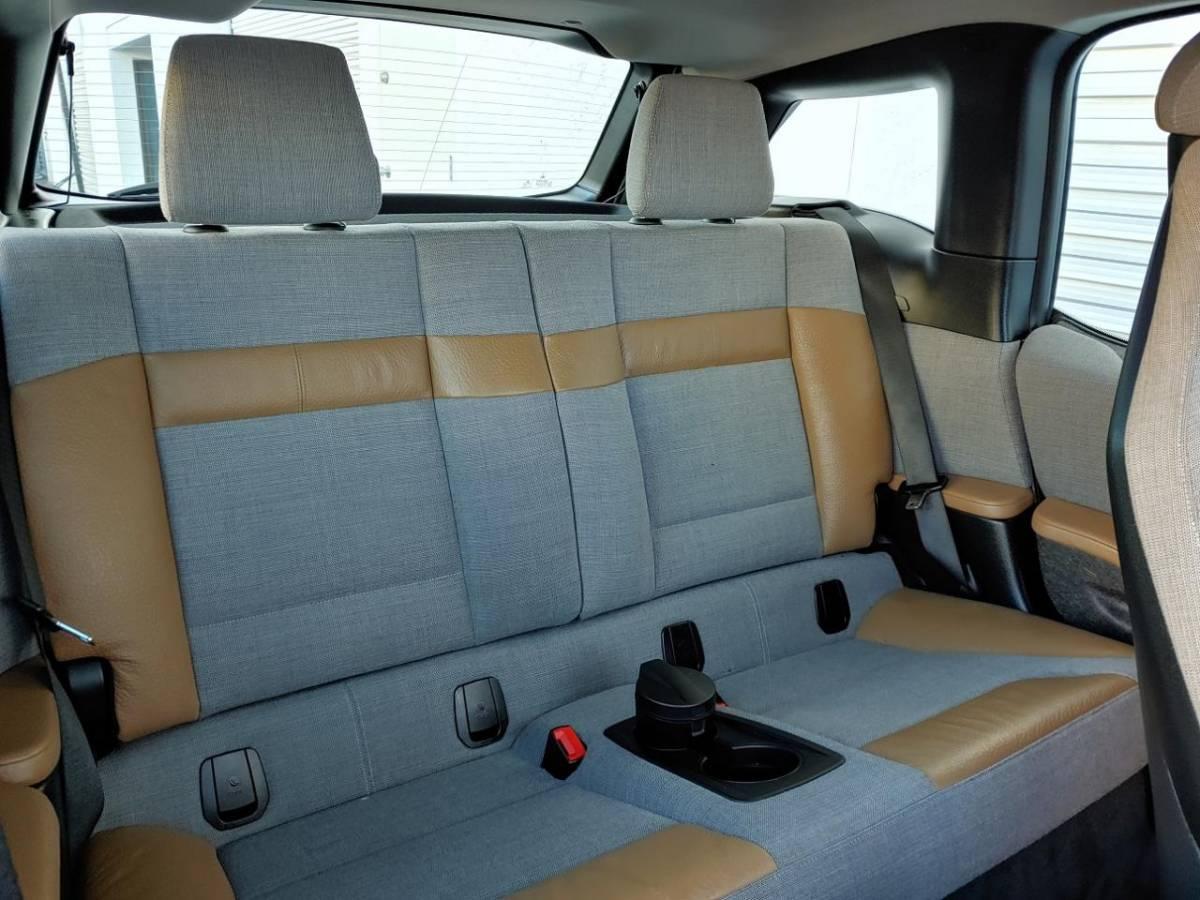 2015 BMW i3 WBY1Z2C55FV555579