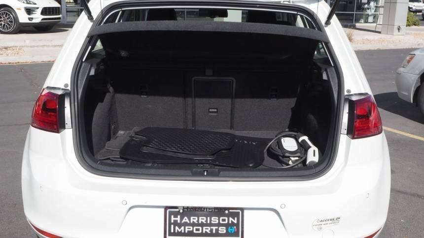 2015 Volkswagen e-Golf WVWPP7AU5FW902248
