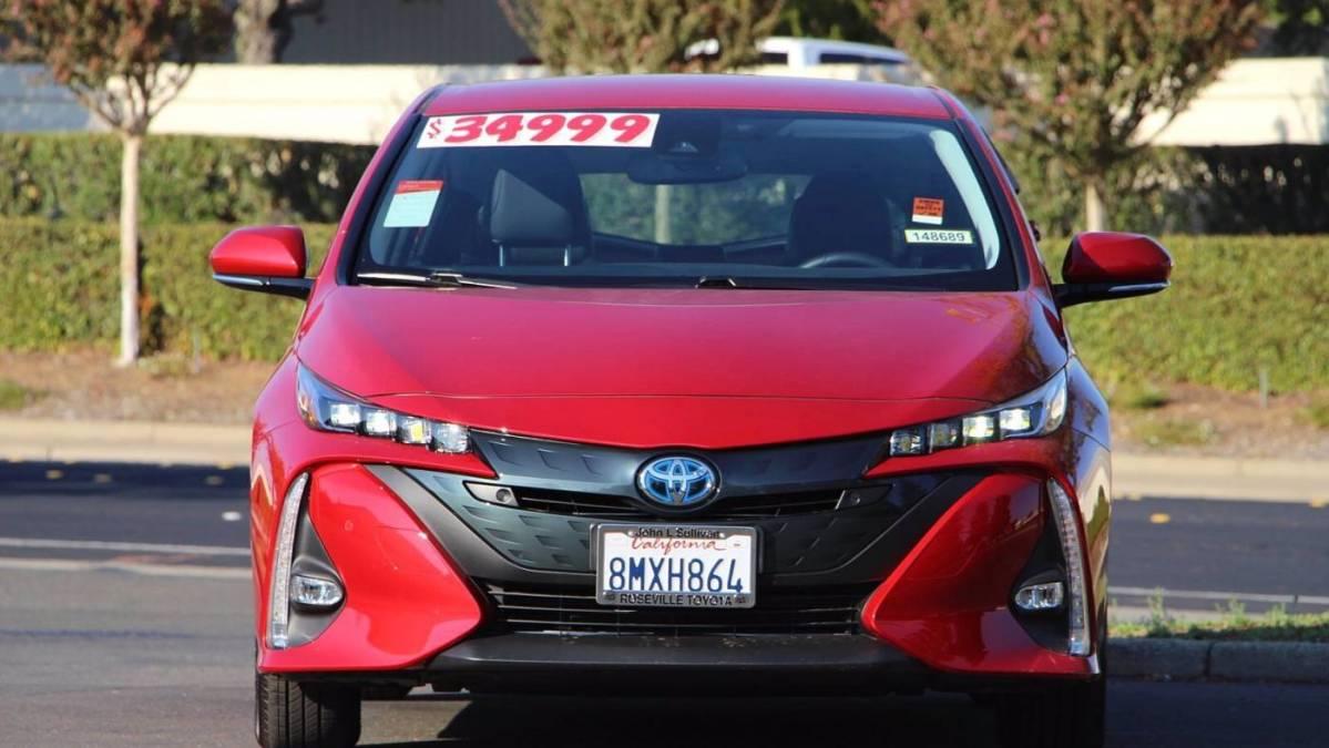 2020 Toyota Prius Prime JTDKARFP3L3140612