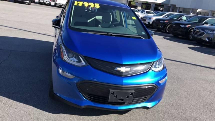 2017 Chevrolet Bolt 1G1FW6S09H4182920