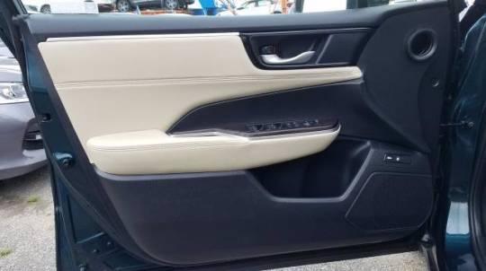 2018 Honda Clarity JHMZC5F14JC006961