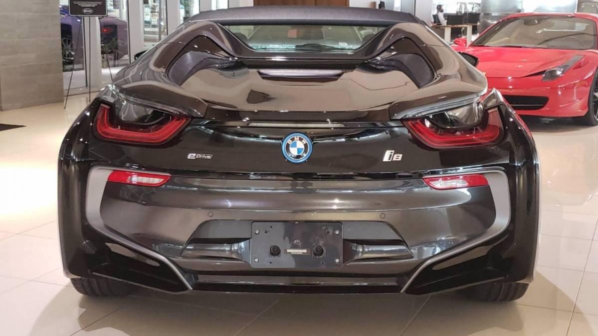 2019 BMW i8 WBY2Z6C59KVB82832