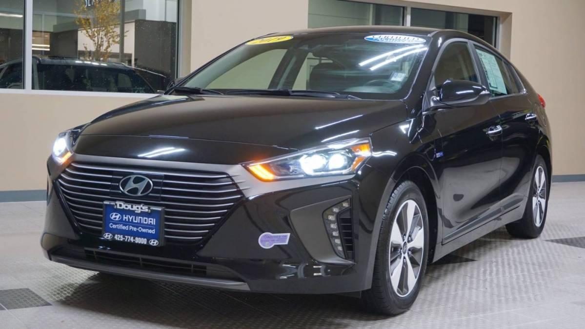 2019 Hyundai IONIQ KMHC75LD2KU122869