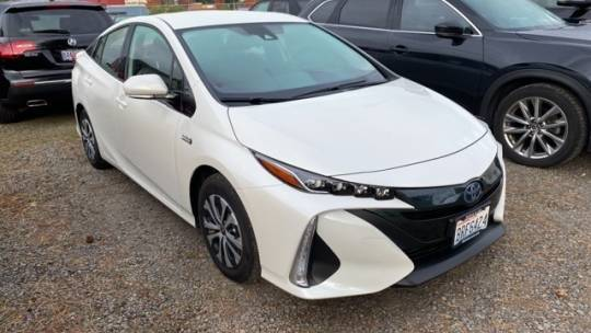 2020 Toyota Prius Prime JTDKARFP1L3137496