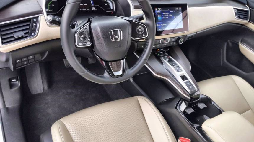 2019 Honda Clarity JHMZC5F38KC003595