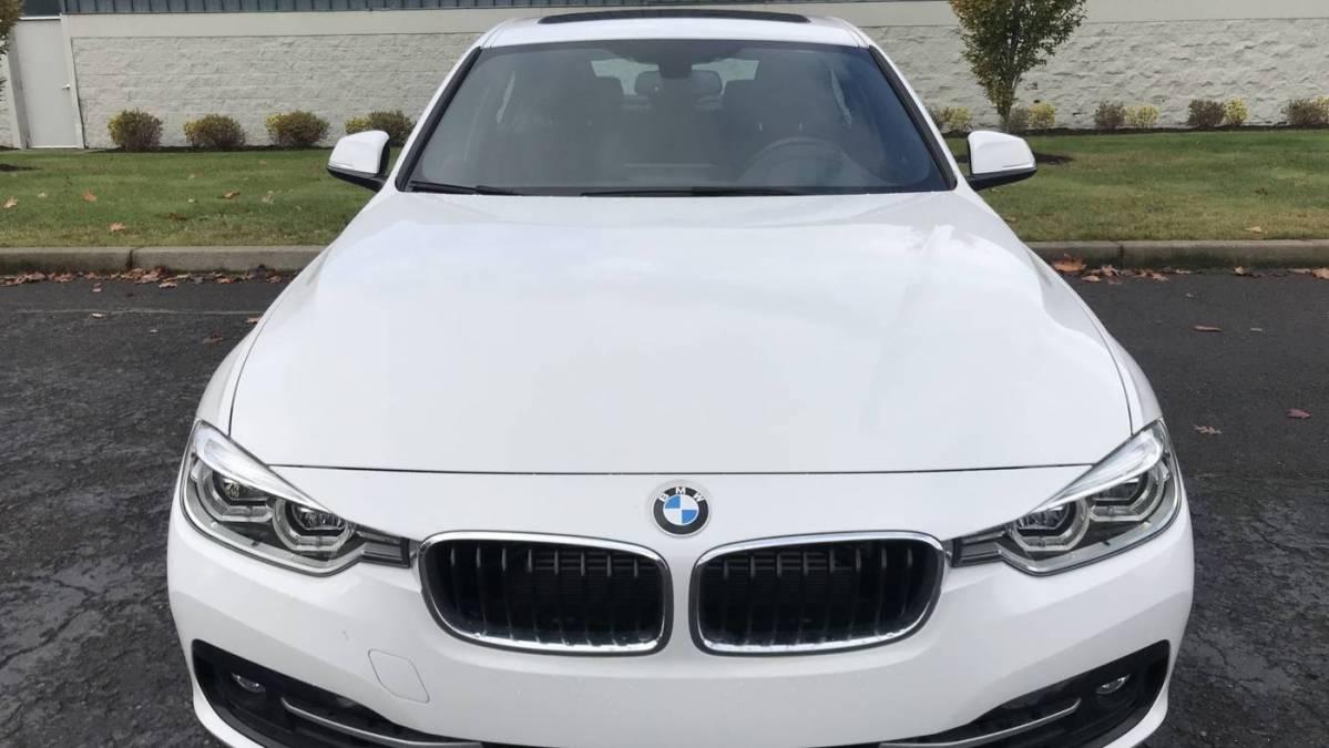 2018 BMW 3 Series WBA8E1C56JA180157