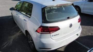 2017 Volkswagen e-Golf WVWPR7AU8HW950355