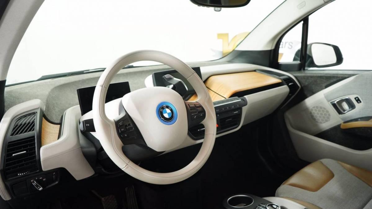 2017 BMW i3 WBY1Z8C31HV894909