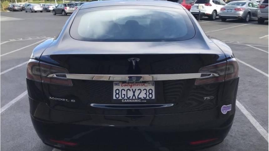 2018 Tesla Model S 5YJSA1E22JF293523