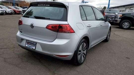 2016 Volkswagen e-Golf WVWKP7AUXGW914259