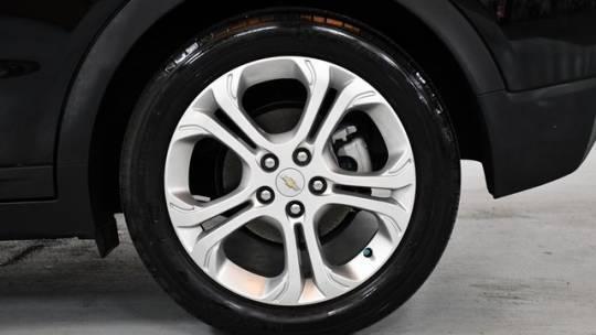 2017 Chevrolet Bolt 1G1FW6S06H4184821
