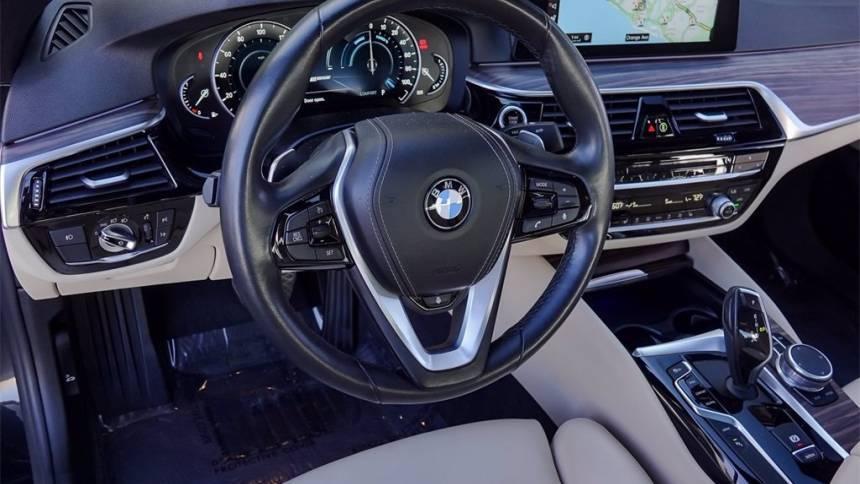 2018 BMW 5 Series WBAJA9C55JB249412
