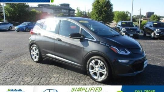 2017 Chevrolet Bolt 1G1FW6S08H4169429