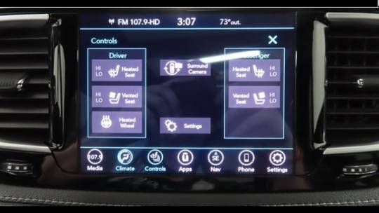 2019 Chrysler Pacifica Hybrid 2C4RC1N77KR556275