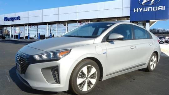 2019 Hyundai IONIQ KMHC65LD2KU122843