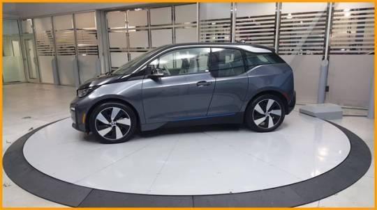 2018 BMW i3 WBY7Z2C53JVE64669