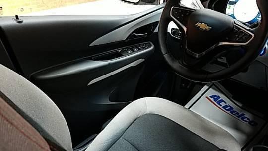 2017 Chevrolet Bolt 1G1FW6S02H4166302