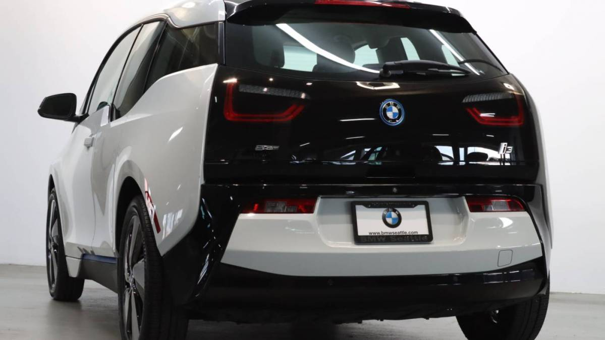 2016 BMW i3 WBY1Z2C51GV556763