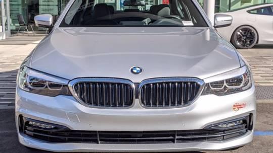 2018 BMW 5 Series WBAJB1C58JB085426