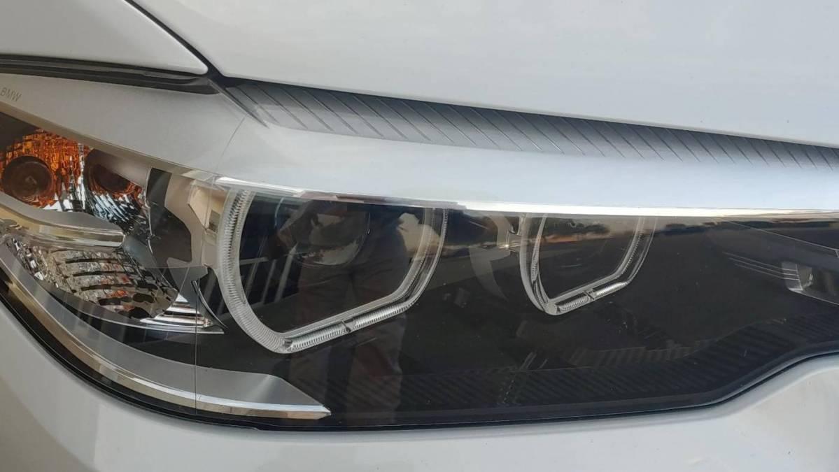 2018 BMW 5 Series WBAJA9C57JB033058