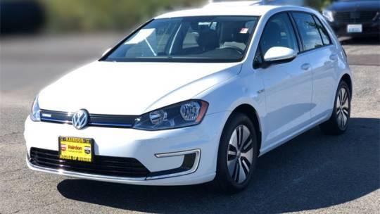 2016 Volkswagen e-Golf WVWKP7AU0GW917364