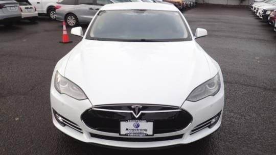 2014 Tesla Model S 5YJSA1H18EFP44995