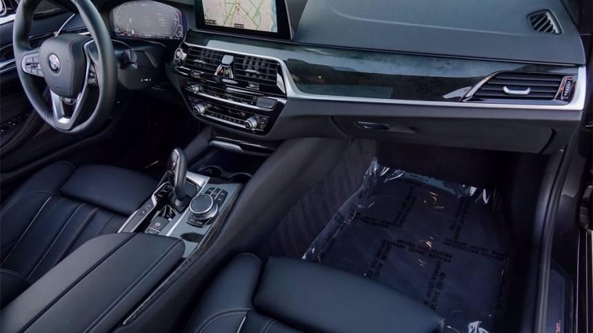 2020 BMW 5 Series WBAJA9C03LCD86711