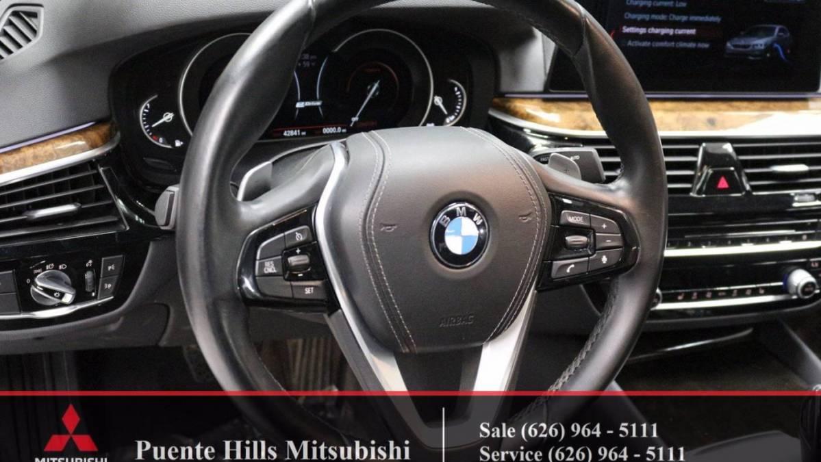 2018 BMW 5 Series WBAJA9C53JG622840