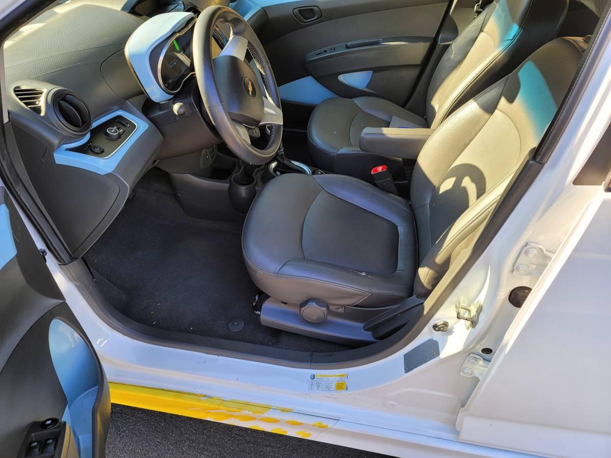 2014 Chevrolet Spark KL8CL6S01EC401978