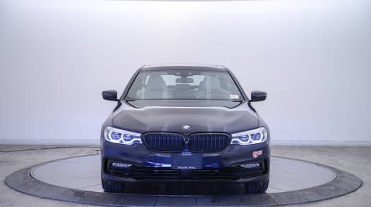 2018 BMW 5 Series WBAJA9C56JB033939