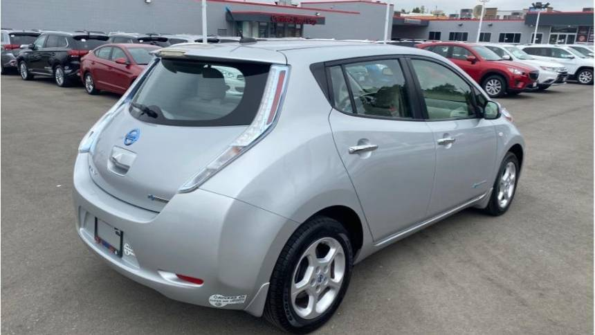 2011 Nissan LEAF JN1AZ0CP7BT004618