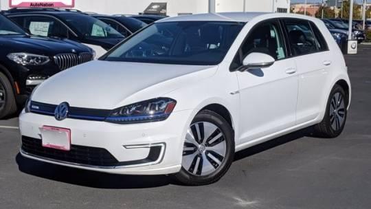 2015 Volkswagen e-Golf WVWPP7AU5FW902119