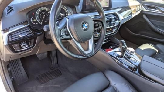 2018 BMW 5 Series WBAJA9C5XJG623127