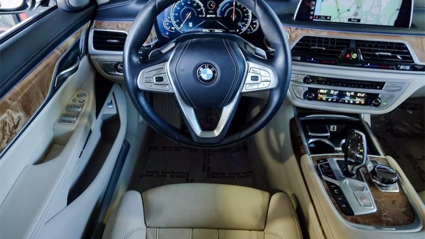 2018 BMW 7 Series WBA7J2C57JG938324