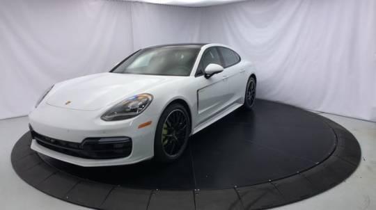 2019 Porsche Panamera WP0AE2A70KL123375