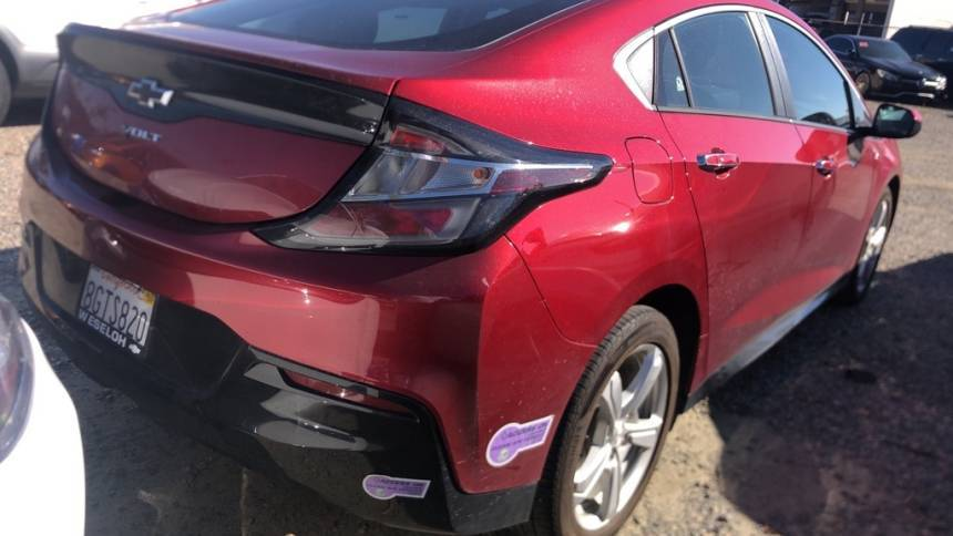 2019 Chevrolet VOLT 1G1RC6S59KU114528