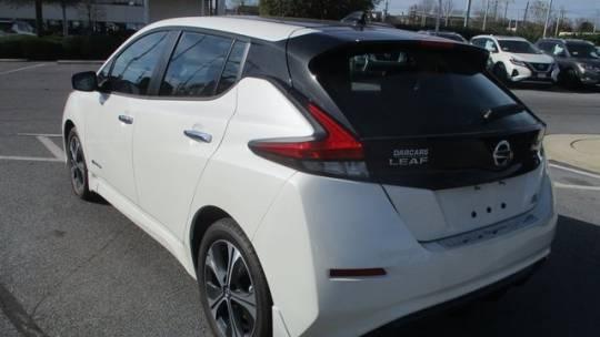 2019 Nissan LEAF 1N4BZ1CP1KC319783