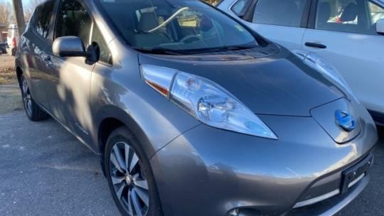 2015 Nissan LEAF 1N4AZ0CP0FC317518