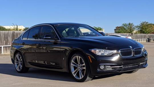 2017 BMW 3 Series WBA8E1C39HA029306