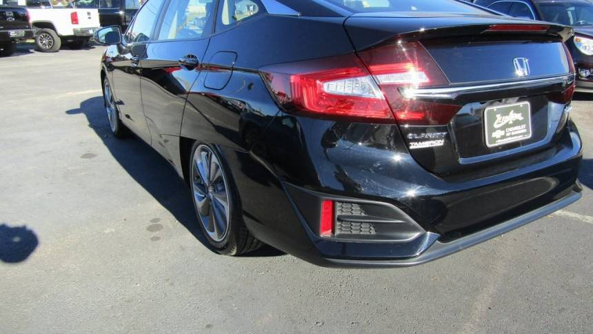 2018 Honda Clarity JHMZC5F15JC005706