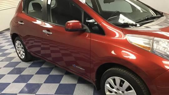 2015 Nissan LEAF 1N4AZ0CPXFC314822