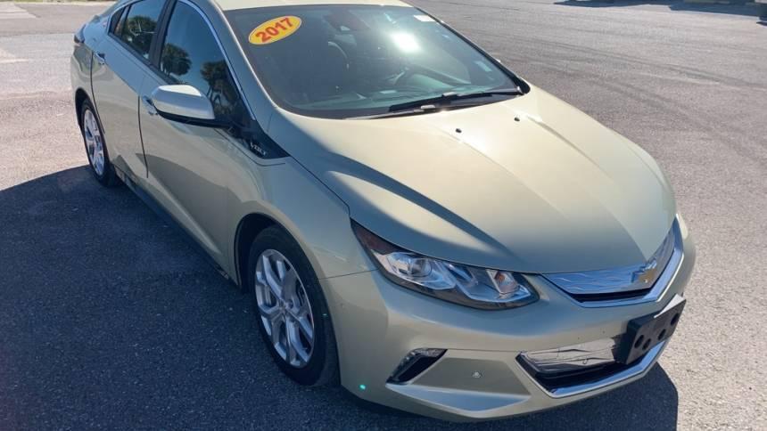 2017 Chevrolet VOLT 1G1RD6S52HU105644