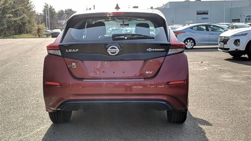 2019 Nissan LEAF 1N4AZ1CP1KC306091