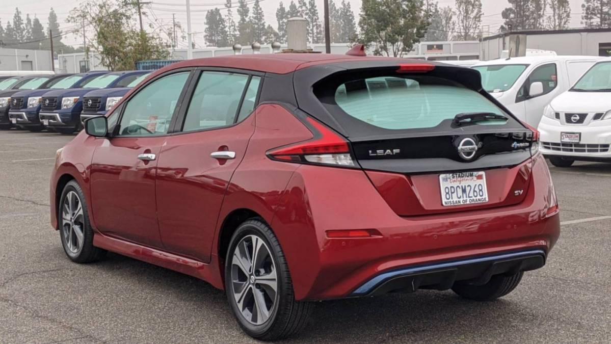 2020 Nissan LEAF 1N4AZ1CPXLC300789
