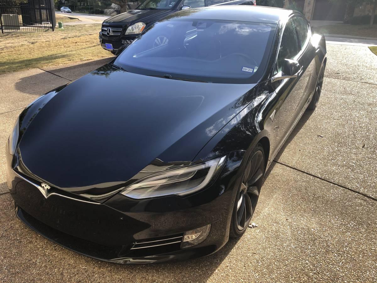 2017 Tesla Model S 5YJSA1R2XGF144107
